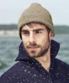 Mütze - Schurwolle - unisex - Beige
